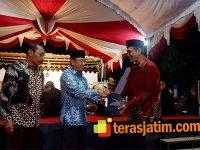 Wakil Bupati Ponorogo Soedjarno, Hadiri Puncak Peringatan HKP