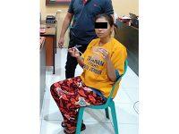Wanita Muda asal Tempurejo Jember Ditangkap Polisi Karena Sabu