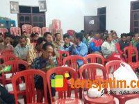 Warga Desa Antusias Ikuti Sosialisasi Yang Dilakukan BPJS Ketenagakerjaan Pacitan