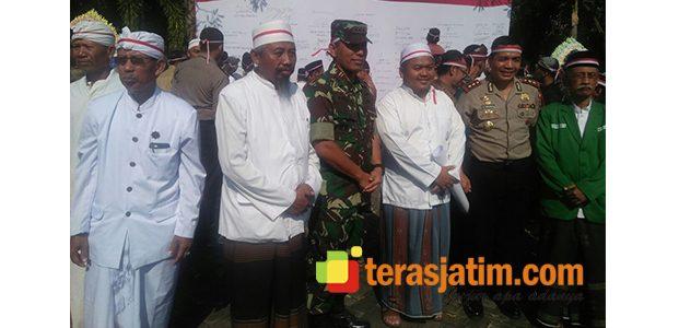 Warga Mojokerto, Kutuk Aksi Teror di Surabaya