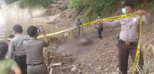 Warga Ngraho Bojonegoro Temukan Sesosok Mayat di Pinggir Bengawan Solo