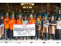 Warga Tulungagung Deklarasikan 'Tulungagung Bersatu Cinta Papua'