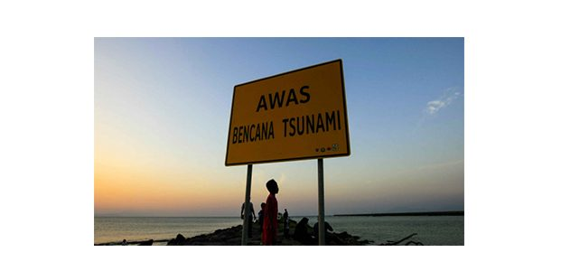 Warga di Pesisir Pantai Diminta Kenali Tanda Awal Terjadinya Tsunami