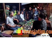 Waspada Corona, Polisi Gelar Patroli di Sejumlah Tempat di Tanggulangin Sidoarjo