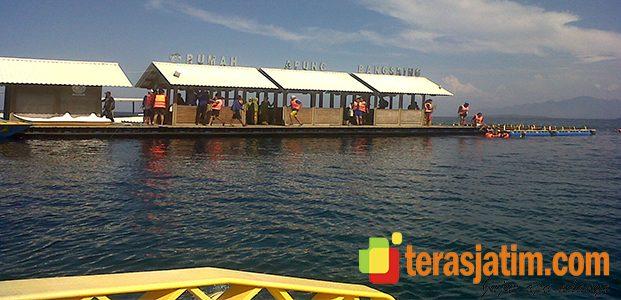 Wisata Laut Bangsring Underwater (Bunder)