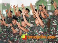 Yonarmed Ngawi Gelar Lomba Asmaul Husna