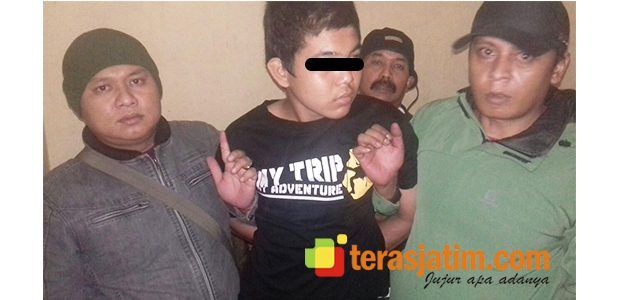 Warga Binaan Yang Kabur Dari Lapas Anak Blitar, Berhasil ditangkap