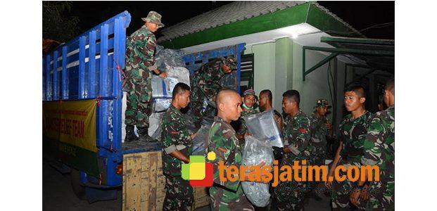 Bantuan Logistik Bagi Korban Gempa Lombok Terus Didistribusikan