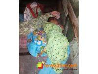 Di Bojonegoro, Bayi Umur 2 Minggu Dibuang di Depan Warung