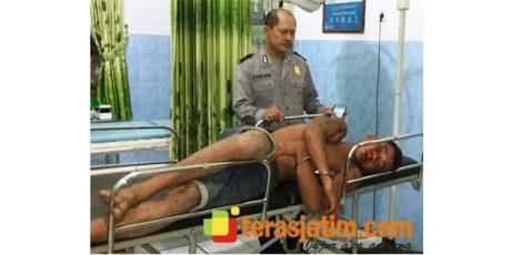 Dua Pelaku Begal di Banyuwangi Dihajar Massa