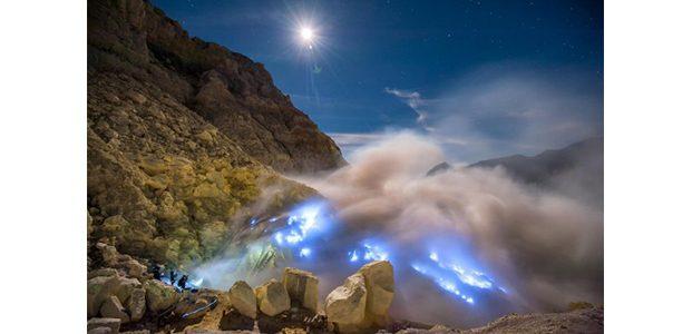 Libur Panjang, Pengunjung Gunung Ijen Meningkat 400 Persen