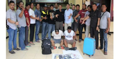 Dua Pelaku Pembobol ATM di 3 Lokasi di Malang, Tertangkap di Lumajang