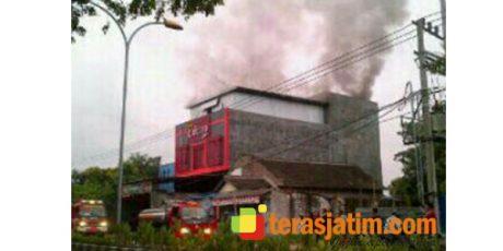 Karaoke Centro Bojonegoro Terbakar