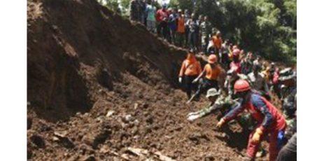 Cuaca Tak Mendukung, Pencarian Korban Longsor di Ponorogo Dihentikan