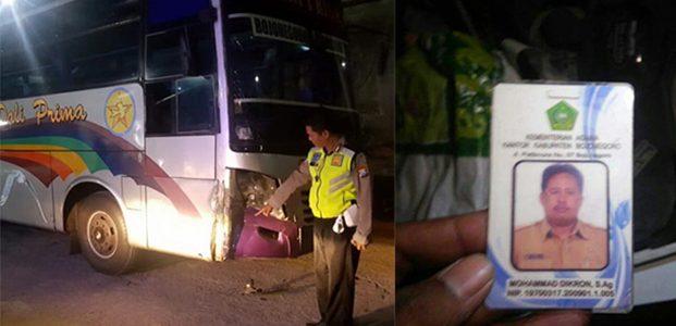 Sopir Bus Ugal-Ugalan di Baureno Bojonegoro, 3 Orang Tewas 1 Kritis
