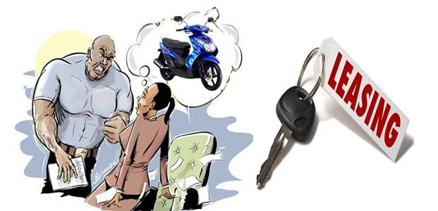 Kredit Motor atau Mobil ? Hati-Hati Jebakan Leasing