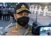 Bawa Molotov dan Miras, 169 Orang Diamankan Dalam Demo Lanjutan di Surabaya