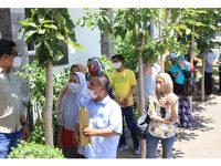 Dijemput Keluarganya, Ratusan Demonstran di Surabaya Dipulangkan