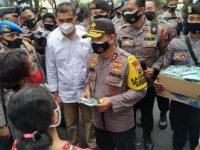 Tak Terbukti Anarkis, Ratusan Pendemo di Surabaya Dipulangkan