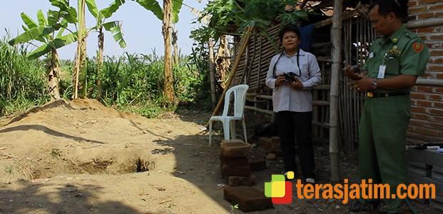 Dinas Purbakala Nyatakan Temuan Batu Kademangan Bagian Situs Budaya