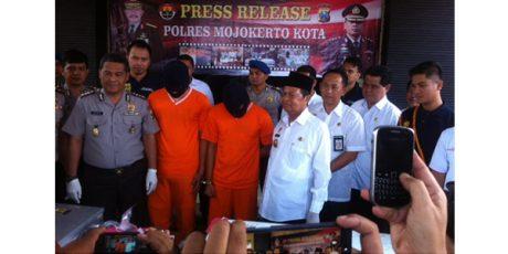 Dua Peretas Website Resmi Pemkot Mojokerto Ditangkap Polisi