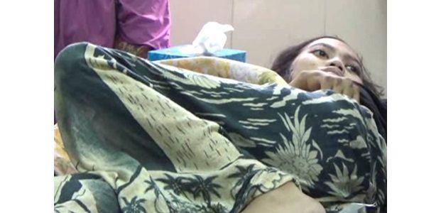 Tak Punya Biaya, Gadis Sumenep Ini 3 Tahun Derita Tumor Ganas