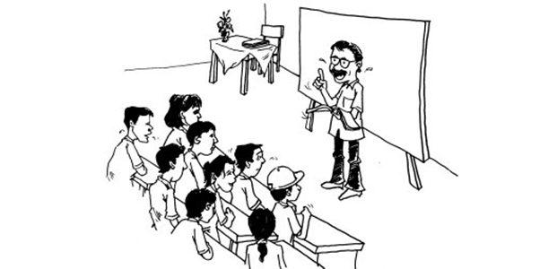 Lamongan Kekurangan 1.150 Guru PNS Untuk SD