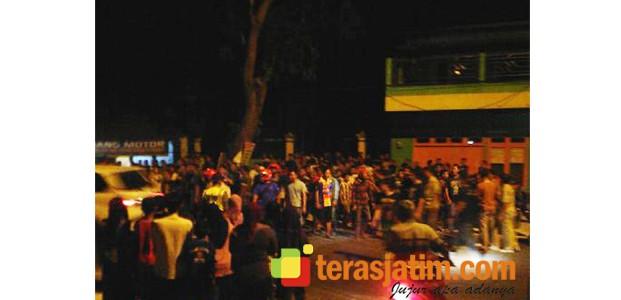 Dianggap Melecehkan, Karaoke Bayeman Baureno Bojonegoro 'Digeruduk' Warga