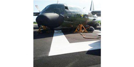 Jalur Tertutup Hercules, Bandara Abdulrachman Saleh Malang Ditutup Hingga Besok