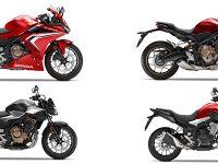 Honda CB650RBerkonsep Neo Sport Cafe Diluncurkan bersama4 Big Bike 500cc Terbaru
