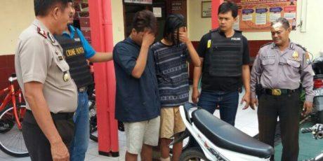 Dua Pelaku Jambret Tertangkap, Seorang Diantaranya Didor Polisi