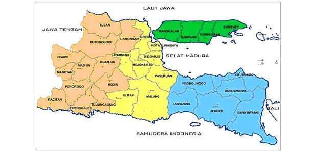 4 Kabupaten di Jawa Timur, Masuk Kategori Daerah Tertinggal