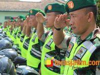 Jelang Pilkades Serentak, Aparat Keamanan di Lamongan Siaga