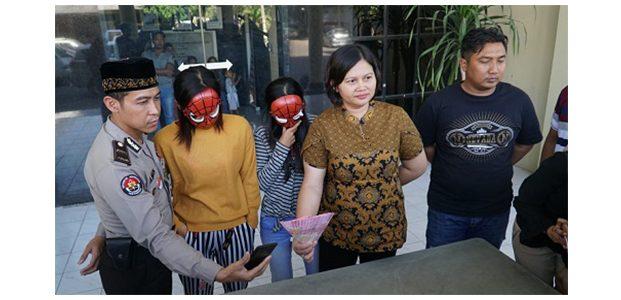 Jual Teman ke Pria Hidung Belang, Janda Muda ini Ditangkap Polisi