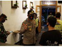 Langgar Protokol Kesehatan, 8 Kafe di Kota Blitar Ditindak
