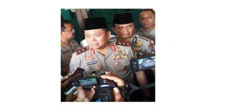 Pecatan Polisi Rusak Pos Lantas di WBL Paciran