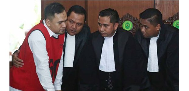 Pasca Vonis Saipul Jamil, 4 Orang Ditetapkan Tersangka Kasus Suap Oleh KPK