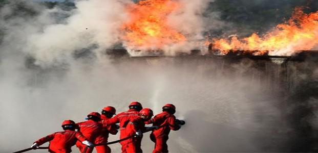 Saat Pemilik Terlelap Tidur, Barang Senilai Ratusan Juta Ludes Terbakar