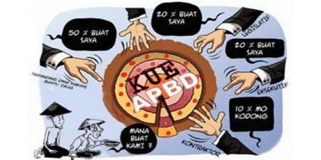 KPK Pelototi Dugaan Korupsi APBD Nganjuk
