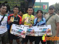 Kodim Bojonegoro, Sabet Juara 3 Lomba Lari 10-K Kodam V Brawijaya