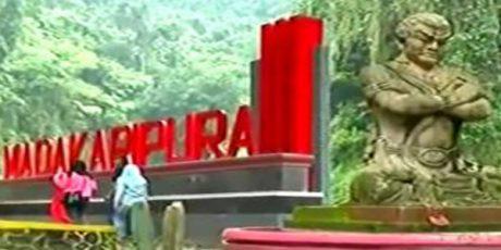 Air Terjun Madakaripura, Tempat Meditasi Gajah Mada