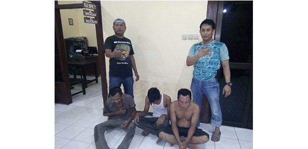 Terlibat Kasus Pencurian Diesel, 4 Pria asal Tuban Ditangkap, Seorang Masih Buron