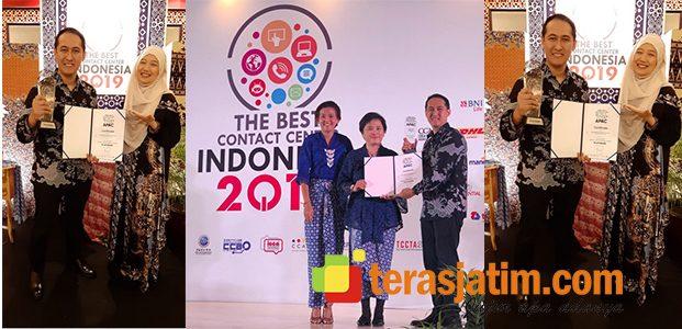 HC3 Head MPM Berhasil Sabet Penghargaan di Kompetisi Tingkat Internasional CC-APAC (Contact Center Association Of Asia Pasific)