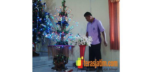 Pohon Natal Daur Ulang, Dari Desa Pancasila