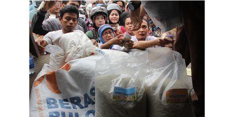 Operasi Pasar Murah Dinilai Hanya Untuk 'Arem-Arem Ati'
