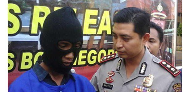 Polres Bojonegoro Tangkap Pelaku Pemerkosa dan Pembunuh Siswi SD