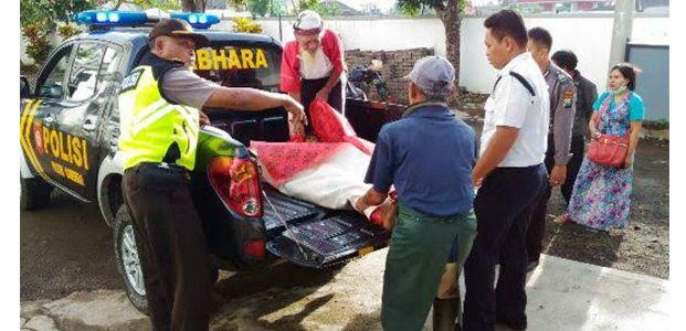 Pria Tak Beridentitas Ditemukan Tewas di Atas Bus Jurusan Jogja-Banyuwangi