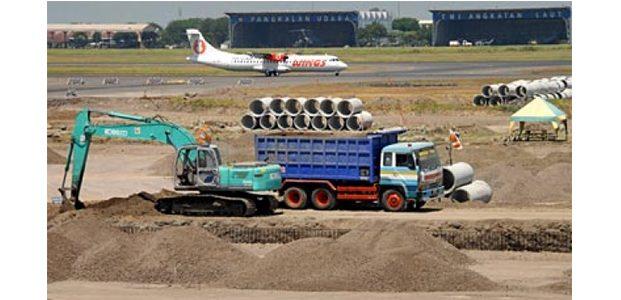 Ada Perbaikan Runway, Selama Tiga Bulan Bandara Juanda Ditutup Tiap Malam