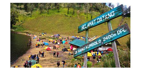 5.442 Pendaki Sesaki Gunung Semeru