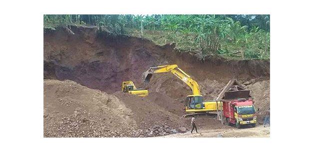 Tahun  ini Pemerintah Akan Reklamasi Bekas Galian Tambang 7.000 Hektar